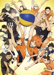 Haikyuu!!: To the Top 2nd Season